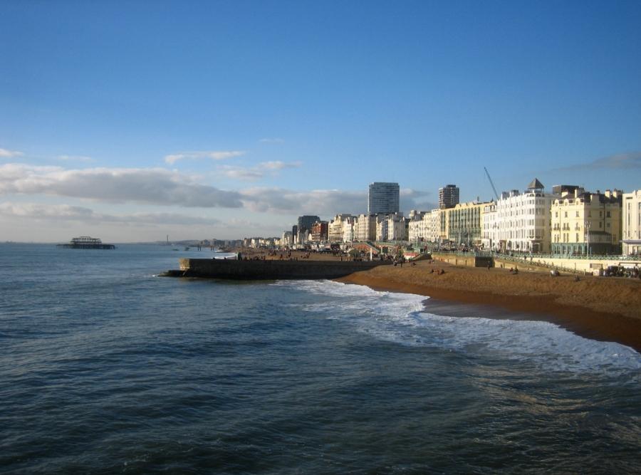 Jak se žije a pracuje v anglickém Brightonu?